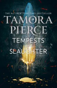 "Cover of ""Tempests and Slaughter"" by Tamora Pierce"